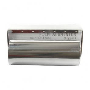 Film Aluminium pour Coiffure 15cm x 100m
