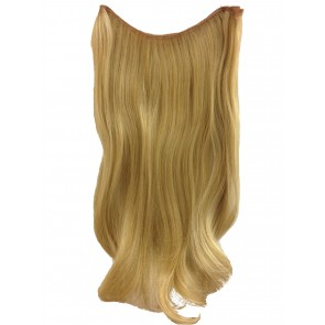 "Extension à Clips ou Tissage Boucle 22"" 24BS Heat Wave"