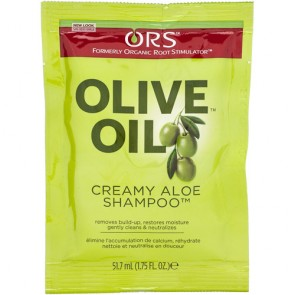 ORG CREAMY ALOE SH 50ml