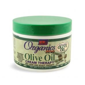 Crême Olive Oil cheveux secs