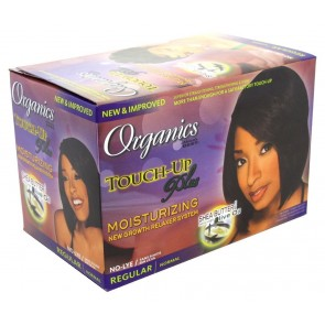 Touch-up Plus Moisturizing Regular Relaxer Kit