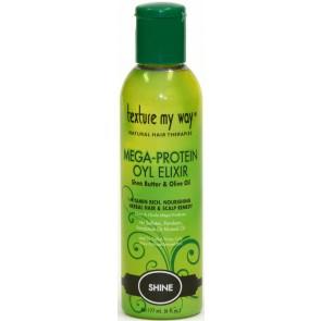 Elixir à l'huile méga-protéinée 6oz