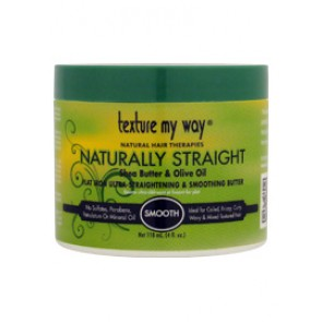 TMW NATURALLY STRAIGHT SMOOT BUTTER 4 OZ