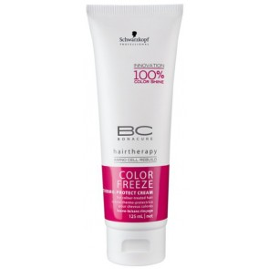 Crème Couleur Thermo-protectrice Color Freeze