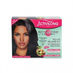 ACTIV KIT DEFRISANT ACTIGLOSS NORMAL