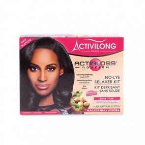 ACTIV KIT DEFRISANT ACTIGLOSS FORT