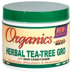 Organic Herbal Tea Tree Gro Conditioner 4.0 OZ