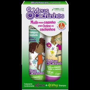 Kit Shampoing et Après-Shampoing Mes Petites Boucles