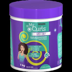 Après-Shampoing Mes Boucles Super Curly Sans Rinçage 1kg