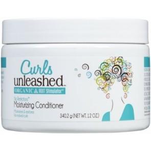 Après-shampoing hydratant spécial boucles