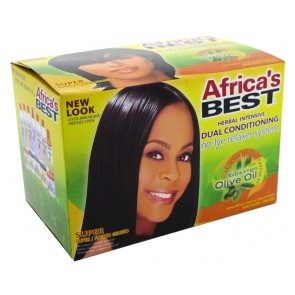 AFRICA'S BEST NO-LYE RELAXER KIT-SUPER