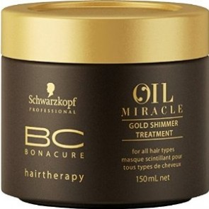 Masque scintillant BC Oil Miracle 150mL