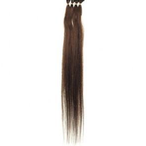 Extension Lisse à Chaud Kerasilky 18 4 Human Hair