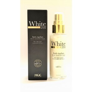 White 255 Sérum concentré visage anti-taches 50ml