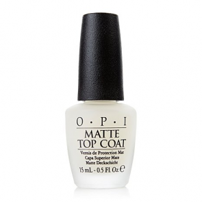TOP COAT OPI MATTE 15ML