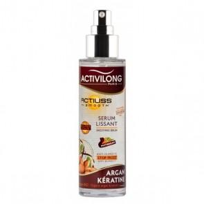 Serum lissant thermo-protecteur Argan et Keratine 100mL