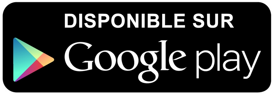 Appli MGC disponible sur Google Play