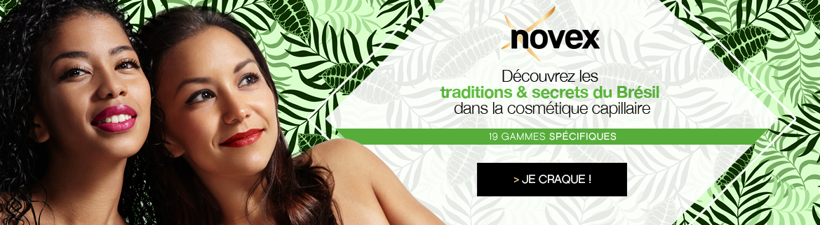 Gamme Novex - MGC Beauty Expert