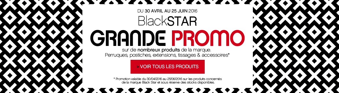 Promotions Black Star