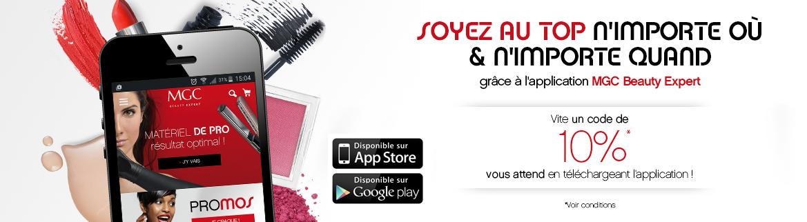 Application mobile MGC