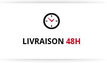 Livraison 48h